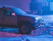 A Small Town in Siberia II