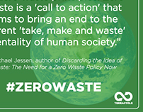 TerraCycle Social Media EcoQuotes