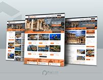 Alibaba Tur Arayüz Tasarımı
