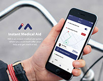Instand Medical Aid app