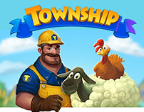 Township: Game Characters