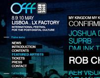 OFFF 2008 ( Lisboa )