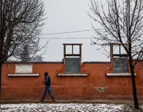 "Travels with ""Charley"" 1. - Timisoara, Arad"