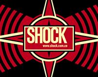 Avisos y manejo de marca revista Shock