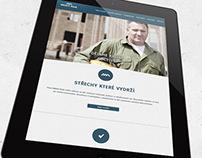 Krovy plus website
