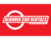 ALBANIA CAR RENTALS New Brand Id