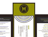 Natalie & Michael - Wedding Invitations