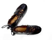 BLACK SWAN BOOTS