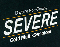 Equate Severe Cold Redesign