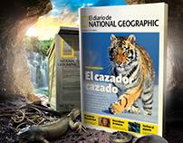 El Diario de National Geographic - Campaña gráfica