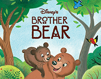 Brother Bear Little Golden Book