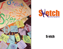 Sketch logo and stationary