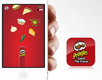 Pringles Promotional Game