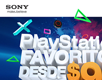Playstation Favoritos!