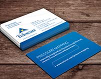 Tekscan Business Card Set