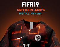 FIFA 19 X NIKE football kits.