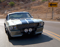 1967 GT500 Eleanor: Gone In 60 Seconds - BIG MUSCLE
