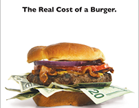 The Real Cost of a Burger