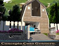 Concepto Casa Granero