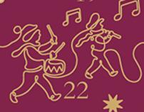 Marc Antoine Christmas Calendar
