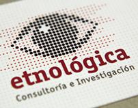 2011 Etnológica | Identidad Gráfica