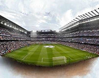 Real Madrid - Fútbol / Web Oficial - Estadio S.Bernabeú
