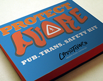 Protect-a-vore Bus Safety Kit