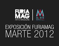 EXPOSICIÓN FURIAMAG – MARTE 2012