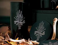 Dark Prayers - Limited Black Glassware Set