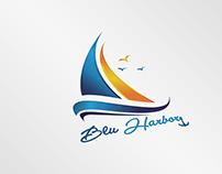 Branding design for bluharborstore