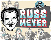 Infographic Russ Meyer.