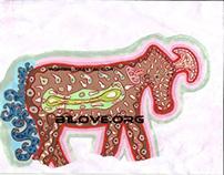 Wishgen {fractal cow}