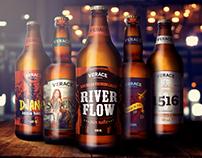 Rótulos   cervejaria Verace