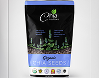 Chia Seeds Identity -Product Label-