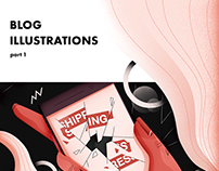 Blog illustrations | part 1