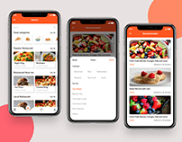 Food Delivery Mobile App Inspirations