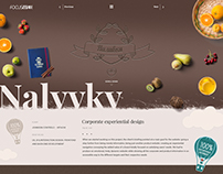 Nalyvky. Corporate experiential design