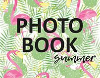 Summer photo book