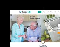 Ultimate Tubs Website