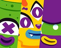 The Wambris - Stickers