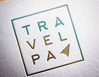 Corporate identiteit & website TravelPA