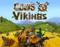 Cows and Vikings -Tower Defence