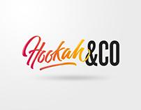 Hookah&Co - Logo Design