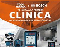 Mailing Clinica Bosch para toolmania