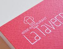 Logo Design - La Tavernetta
