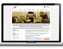 Sultanahmet Oba Hotel Web Site Design