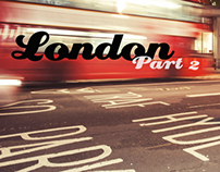London Part 2 [Nightlights]
