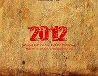 NIFT DIARY CALENDAR 2012