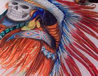 Navajo Skull