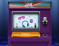 Eti Crax Fun Wheel App